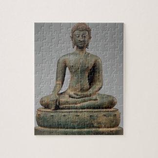 Seated Buddha - Thailand Jigsaw Puzzle