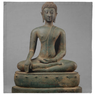 Seated Buddha - Thailand Napkin