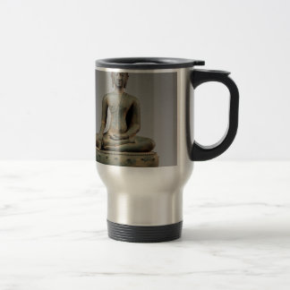 Seated Buddha - Thailand Travel Mug