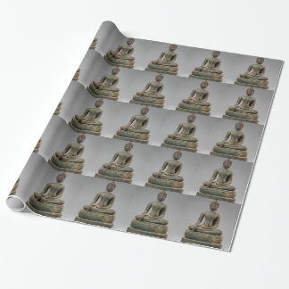Seated Buddha - Thailand Wrapping Paper