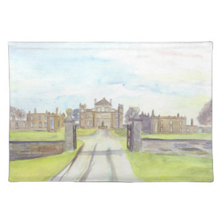 Seaton Delaval Hall Placemat