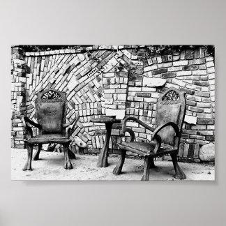 Seats Of Wisdom Poster