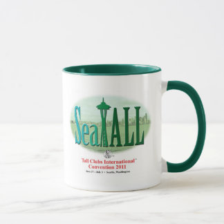 SeatTALL Convention Coffee Mug