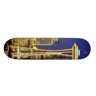 Seattle by lensgerrit custom skate board