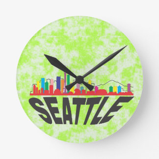Seattle Clocks