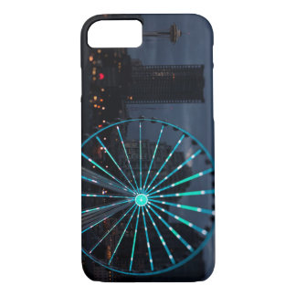Seattle Ferris Wheel iPhone 8/7 Case