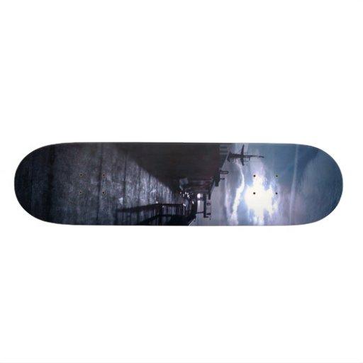 Seattle Ferry Skateboard