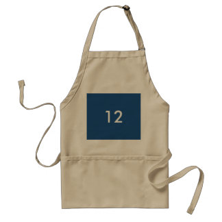 Seattle Football Fan 12 Apron