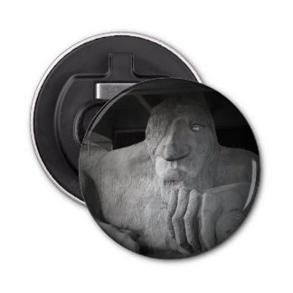 Seattle Fremont Troll Bottle Opener