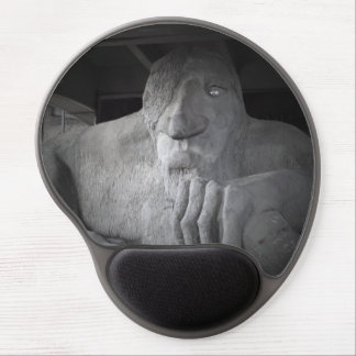 Seattle Fremont Troll Gel Mousepad