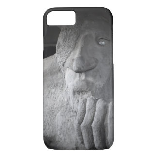Seattle Fremont Troll Phone Case