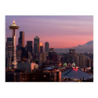 Seattle from Kerry Park. Postcard