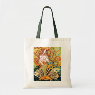 Seattle Mermaid Tote Bag
