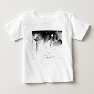 Seattle Mists Baby T-Shirt