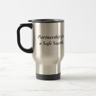 Seattle Police Foundation Mug