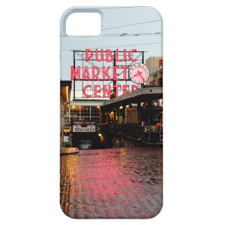 Seattle Public Market iPhone 5 Covers