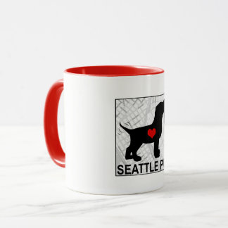 Seattle Pup Mug