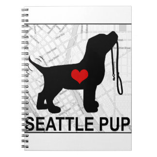 Seattle Pup Notebook