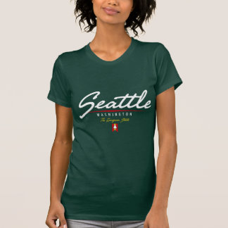 Seattle Script T-Shirt