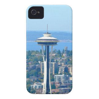 Seattle Skyline Space Needle Case-Mate iPhone 4 Case