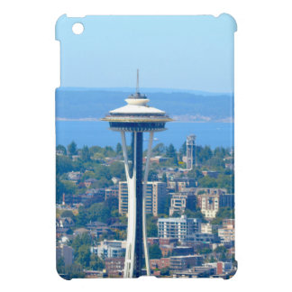 Seattle Skyline Space Needle iPad Mini Cover