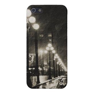 Seattle Street iPhone 5/5S Case