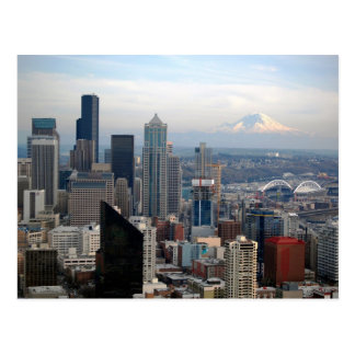 Seattle View Postcards