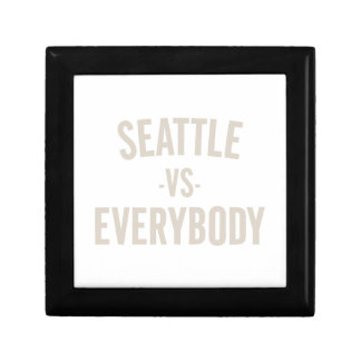 Seattle Vs Everybody Gift Box