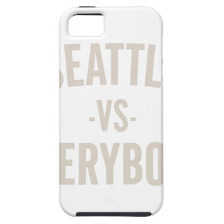 Seattle Vs Everybody iPhone 5 Cases