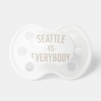 Seattle Vs Everybody Pacifier