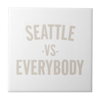 Seattle Vs Everybody Tile