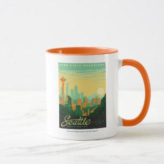 Seattle, WA Mug