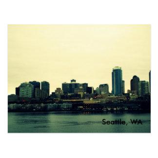 Seattle WA Post Card