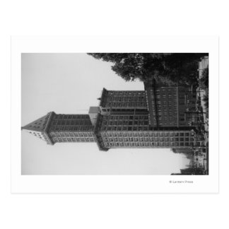 Seattle, WA - Smith Tower Building Post Card