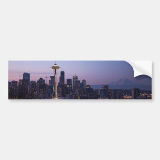 Seattle Washington Bumper Sticker