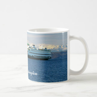 Seattle, Washington Coffee Mug