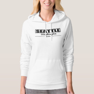 Seattle Washington Hoodie