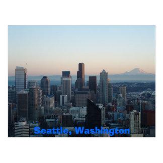 Seattle Washington Post Card