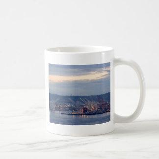 Seattle Waterfront Coffee Mug