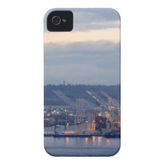 Seattle Waterfront iPhone 4 Case-Mate Case