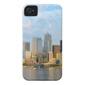 Seattle Waterfront iPhone 4 Covers