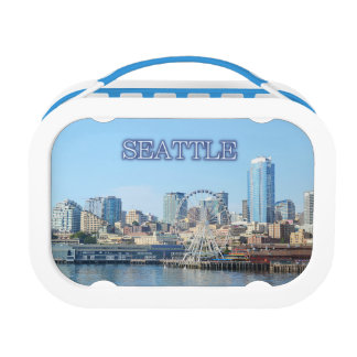 Seattle Waterfront Lunch Box
