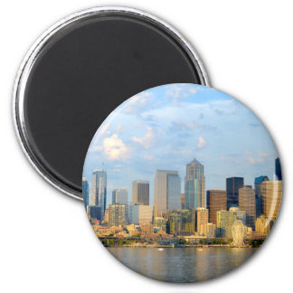 Seattle Waterfront Magnet