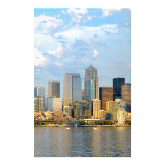 Seattle Waterfront Stationery