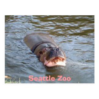Seattle Zoo Postcards