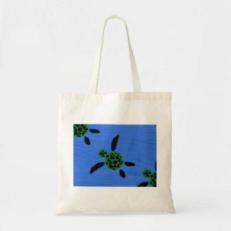 Seaturtles or Sea Turtles Honu Tote Bag