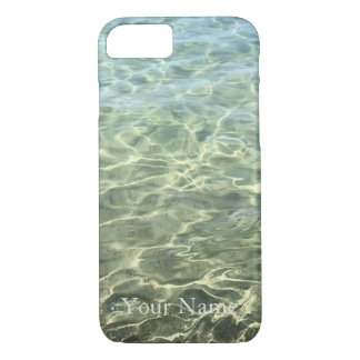 Seawater Beach Personalized iPhone 8/7 Case
