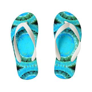 Seaweed Kid's Flip Flops