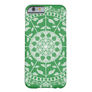 Seaweed Mandala Barely There iPhone 6 Case