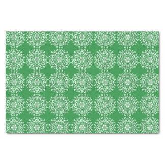 Seaweed Mandala Tissue Paper